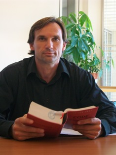 Thomas Meindl, juge d'instruction au tribunal de grande instance de Montpellier